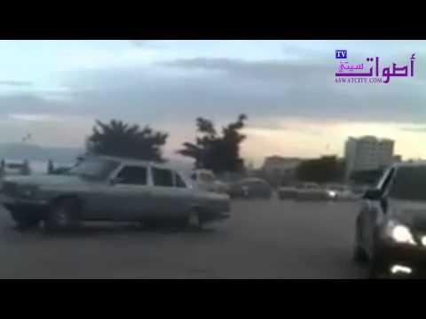 فيديو: سيارات متهورة بكورنيش الناظور تعرض المواطنين للخطر والأمن في دار غفلون