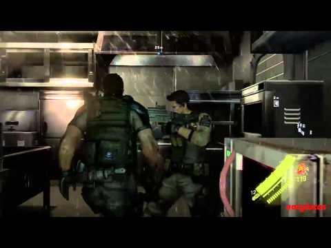 Resident evil 6 Infierno Campaña Chris Capitulo 4 Rango S