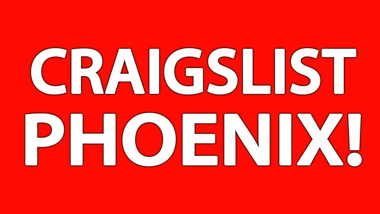 Phoenix escorts craigslist