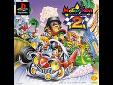 Прохождение Motor Toon: Grand Prix 2 (PS1)