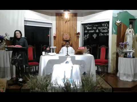 Santa Missa | 01.08.2020 | Sábado | Padre Francisco de Assis | ANSPAZ