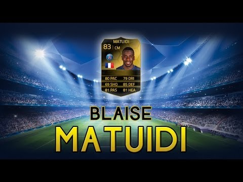 FUT14 | Player Review | Blaise Matuidi SIF (MC : 83) ! [FR]