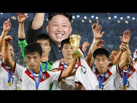 North Korea Wins The World Cup?!?