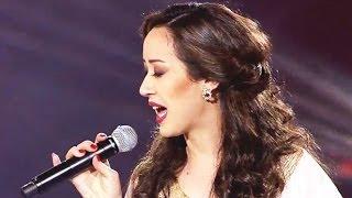 مواجهة ناديا خالص واحمد حسين برنامج احلى صوت 2