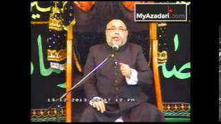 05 - Tabligh & Amr Bil Maroof - Maulana Sadiq Hasan - Dec 2013 / 1435