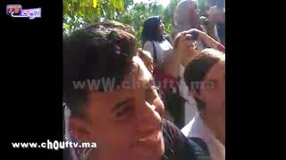 بالفيديو..تلاميذ دايرين الإضراب فوسط مدرسة وها علاش |