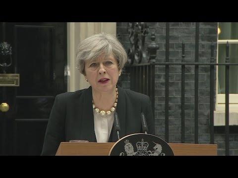 PM: Manchester terror attack