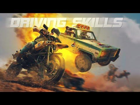 Driving Skills | Best Stunts | Pubg Mobile | HRadnan