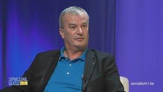 Video Specijal: Izbori 2014 sa Sanjinom Bećiragićem, gost Mladen Ivanković Lijanović