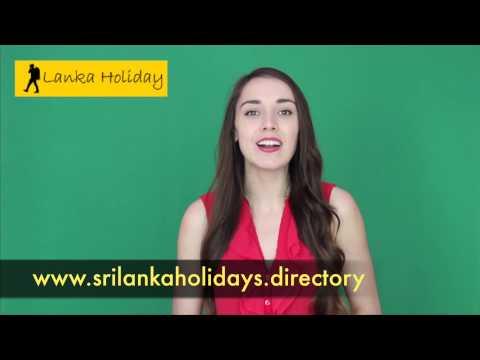 Sri Lanka Holidays Directory - 2015