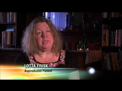 AspireAssist on ABC Nightline: Feb 2013