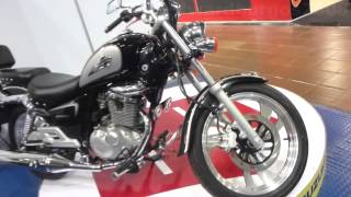 2014 Suzuki GZ150 A 2014 Al 2015 Video Review