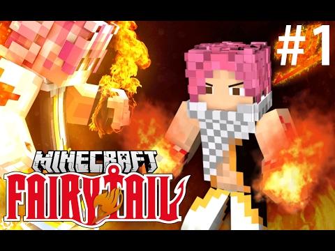Minecraft Fairy Tail Tập 1 - Pháp Sư Và Troll Mấy Thanh Niên Ngáo Cần | POBBrose ✔