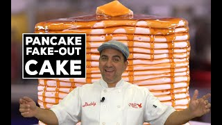 Awesome Pancake Cake by The Cake Boss | Welcome to Cake Ep10