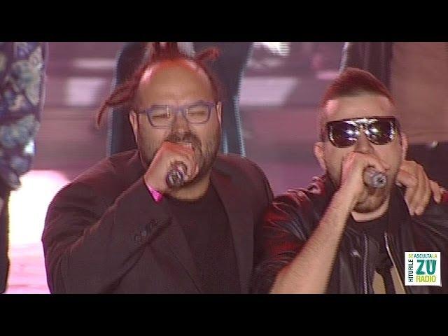 Shift si Vizi - Dupa ani si ani (Live la Forza ZU 2014)