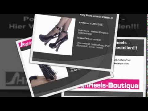 Shopping Ballet Boots - HD