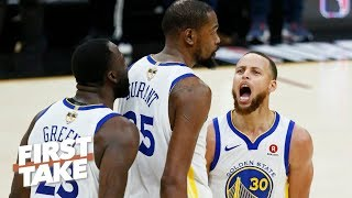 Steph, Draymond revolutionized the NBA, KD is a luxury for the Warriors – Max Kellerman   First Take