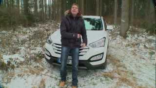 Hyundai Santa Fe - Test it videos