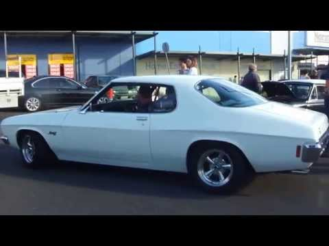 FORD falcon GT XT 1968 & monaro LS COUPE HQ 1971