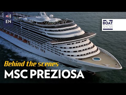 [ENG] On Board MSC PREZIOSA CRUISE SHIP