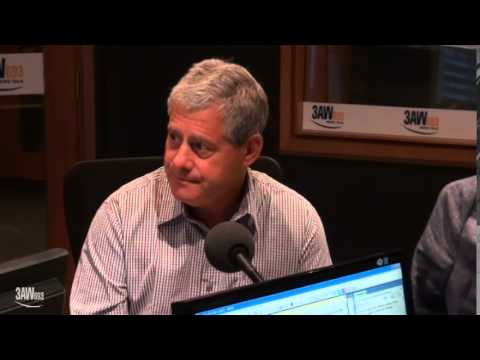 Sir Cameron Mackintosh on 3AW Afternoons
