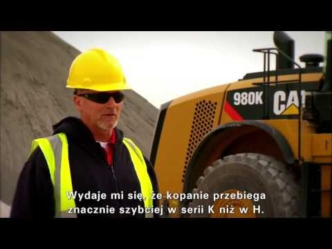 Cat K Series, Fast, Efficient Loading (POLISH)