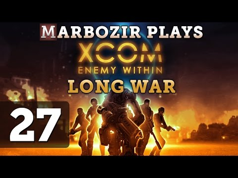 XCOM Enemy Within Long War Let's Play - Part 27
