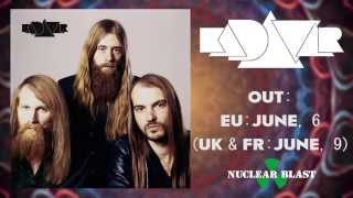 KADAVAR - Eye Of The Storm (LYRIC VIDEO)