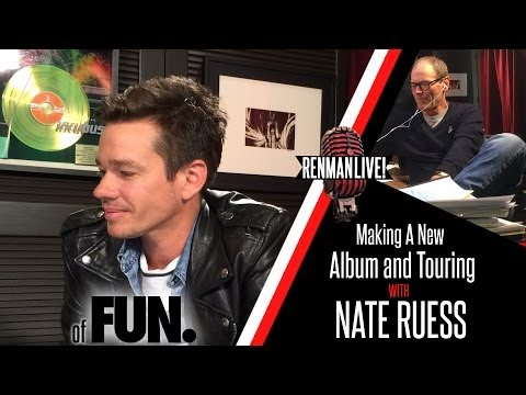 Making A New Album And Touring With Nate Ruess