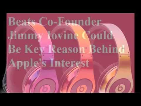 Apple's Interest Buy Beats head phones company