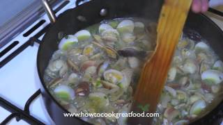 Spaghetti Vongole Recipe How To Cook Great Food Italian