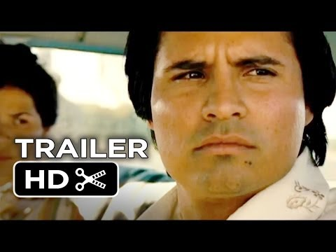 Cesar Chavez: An American Hero Official Trailer #2 (2014) - Michael Peña Movie HD