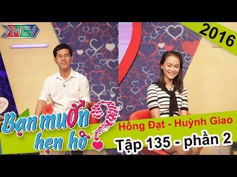 Kết thúc có hậu cho cặp đôi trai tài gái sắc | Huỳnh Giao - Hồng Đạt | BMHH 135