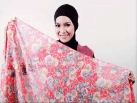 jilbab paris kreasi || Video Tutorial hijab paris Ala Dian Pelangi