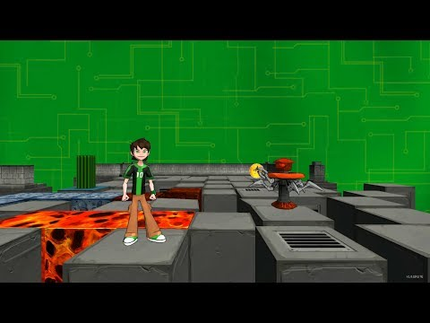 Ben 10 Game Generator 4D Android GamePlay Trailer (HD)