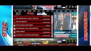 Donde Ver WWE Payback 2014 En Vivo Y En Español HD Gratis