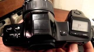 Minolta Dynax / Maxxum 7000i Slr. AF (35mm. Film)