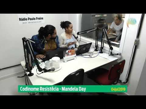 Codinome Resistência - Mandela Day