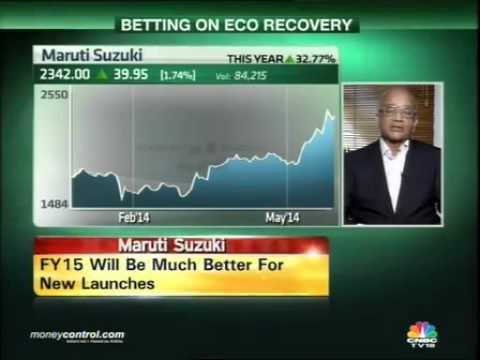 See 10% demand growth in FY15, to maintain margins: Maruti