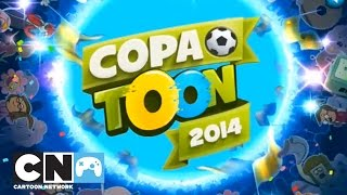 Copa Toon 2014 Jocuri Cartoon Network