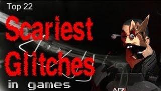 22種駭人的遊戲錯誤