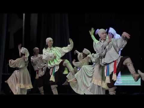 Студия хакасского танца «Кун Сузы» («Луч Солнца»)