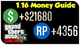 "GTA 5 Online Best Missions For ""Money Guide"" (After"