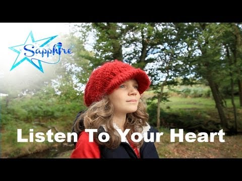 Listen To Your Heart - Roxette by 10 year old Sapphire