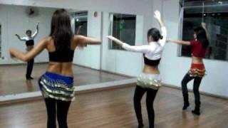 Dança Do Ventre Coreografia