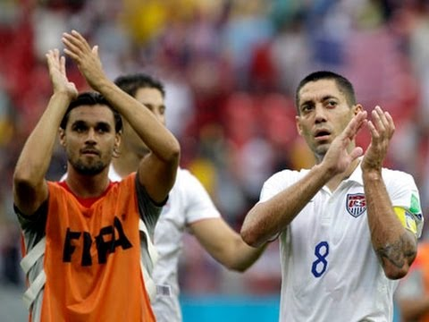 US World Cup Team to Face Belgium in Round of 16
