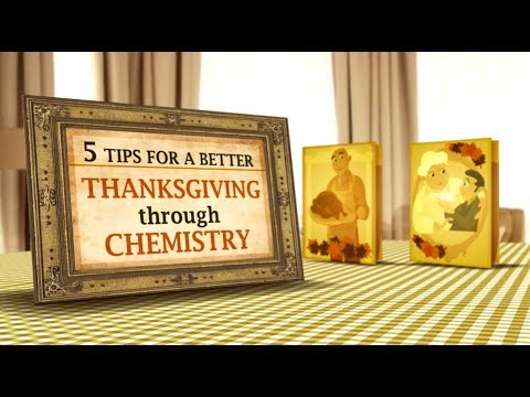 5 Tips for a Better Thanksgiving through Chemistry - Bytesize Science