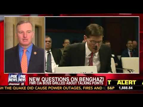 Rooney: False Benghazi Talking Points Clearly Political