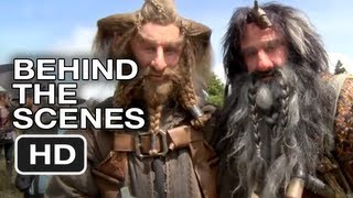 The Hobbit Full Production Video Blogs 1-6 Lord Of The