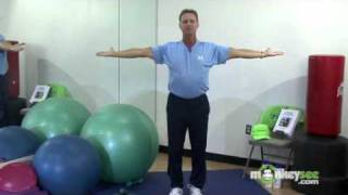 Exercises For Posture Pull Shoulders Back